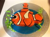 Nemo Cake Template Stella Turns 2 In Week 2 Stella 39 S Lch Journey