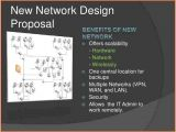 Network Design Proposal Template 6 Small Business Network Design Proposal Sample Project