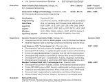 Network Engineer Resume 3 Years Experience Sample Resume format for 1 Year Experienced Sample Resume