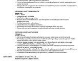 Network Engineer Resume Examples Network Systems Engineer Resume Samples Velvet Jobs