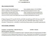 Network Engineer Resume for 1 Year Experience Resume Samples for Freshers In Networking Network