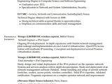 Network Engineer Resume Sample Pdf Free 5 Sample Network Engineer Resume Templates In Pdf