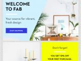 New Arrivals Email Template Swipe 10 Ecommerce Email Templates 20 Real Examples