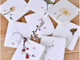 New Baby Flower Card Message Amazon Com 5pcs Pack Creative Classical Chinese Greeting
