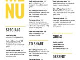 New Modern Cafe Menu Card 4 Creative Ways to Use Menu Templates to Wow Customers