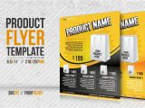 New Product Flyer Template Product Flyer Templates Psdbucket Com