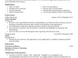 New Resume format for Job Free Professional Resume Templates Livecareer
