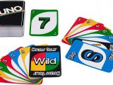 New Uno Rules Blank Card Uno Card Game Retro Edition by Mattel