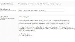 New User Email Template How to Send A Custom Welcome Email to New Users In WordPress