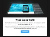New Website Announcement Email Template 31 Product Launch Announcement Email Examples 21 Subject