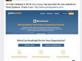 New Website Announcement Email Template 5 Things You Must Do Immediately Post Website Launch Bop