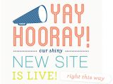 New Website Announcement Email Template It 39 S Here New Website Announcement Visualexav Com