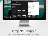 New Website Launch Email Template Foliopic Launch New Template Designer