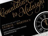 New Year Party Invitation Card New Year S Eve Party Invitations Instant Download Nye