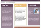 Newsleter Templates Free Printable Newsletter Templates Email Newsletter