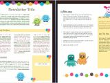 Newsletter Free Templates On Microsoft Word 15 Free Microsoft Word Newsletter Templates for Teachers