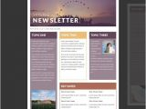 Newsletter Free Templates On Microsoft Word 25 Best Ideas About Newsletter Template Free On Pinterest