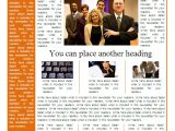 Newsletter Free Templates On Microsoft Word 27 Microsoft Newsletter Templates Doc Pdf Psd Ai