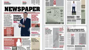 Newspaper Template Ai 45 Printable Newspaper Templates Free Premium Templates