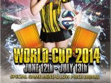 Next Day Flyers Templates Free 2014 World Cup Templates Make Your Own Postcard or