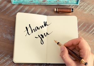 Nice Things to Say In A Thank You Card 6 Right Ways to Say Thank You In A Note