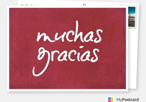 Nice Things to Say In A Thank You Card Muchas Gracias Red Carpet Thank You Cards Quotes