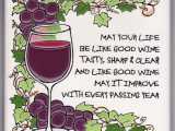 Nice Things to Write In A Happy Birthday Card Birthday Wish for Wine Lovers Birthday Wishes for Friend