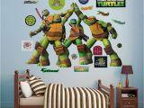 Ninja Turtles Happy Birthday Card New Teenage Mutant Ninja Turtles Trouble Graphic Wall Decals
