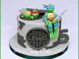 Ninja Turtles Happy Birthday Card Teenage Mutant Ninja Turtles Birthday Cake Ninja Turtle