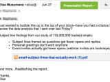 No Response Email Template 12 Examples Of A Follow Up Email Template to Steal Right