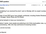 No Response Email Template How I Reach Out to Busy People and Get Responses