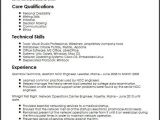 Noc Engineer Resume Noc Engineer Cv Sample Myperfectcv