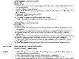 Node Js Developer Sample Resume 11 Mittlerer Stack Entwickler Lebenslauf Blagamillion Com