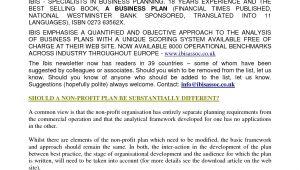 Non Profit Animal Rescue Business Plan Template Non Profit Animal Rescue Business Plan Template Business