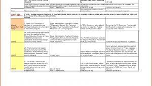 Non Profit Business Continuity Plan Template Business Continuity Plan Template Free Download