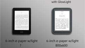 Nook Simple touch Sd Card Kindle Paperwhite Vs Nook Simple touch with Glowlight