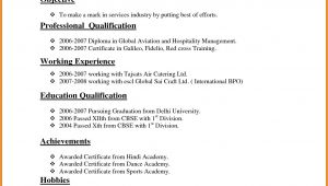 Normal Fresher Resume format Resume format normal Resume format Download Job Resume