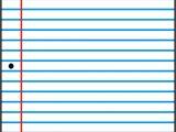 Notebook HTML Template Worksheet Printable Notebook Paper Drfanendo Worksheets