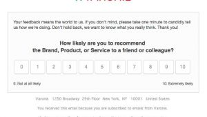 Nps Email Template How to Automate Net Promoter Score Surveys with Hubspot