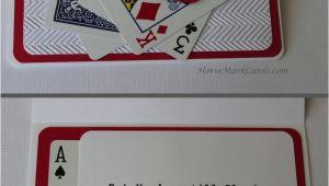 Number Of Unique Card Shuffles Geburtstagskarte Mit Karten Gemacht Geburtstagskarte
