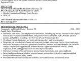 Nurse Practitioner Student Resume Objective Nurse Practitioner Student Resume Objective Awesome