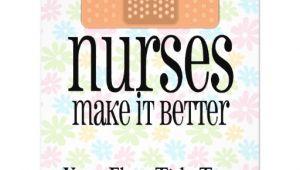 Nurses Week Flyer Templates Nurses Make It Better Bandage Flyer Design Zazzle