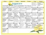Nursing Home Activity Calendar Template Nursing Home Activity Calendar Template Car Interior Design