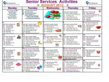 Nursing Home Activity Calendar Template Nursing Home Activity Calendars Calendar Template 2018