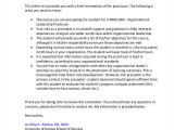 Nursing Preceptorship Cover Letter Letter Of Recommendation for A Nurse Heres A Template to