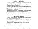 Nursing Student Resume Qualifications Mofobar Sample Of Termination Letter Templates Explicit