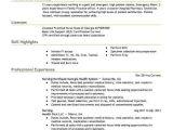 Nursing Student Resume Summary Of Qualifications Eye Grabbing Nursing Resumes Samples Livecareer