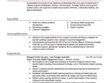 Nutrition Student Resume Best Nutritionist Resume Example Livecareer