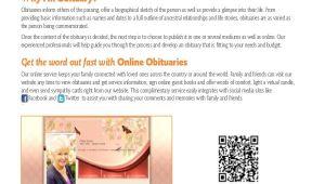 Obituary Guide Template 11 Obituary Writing Template Free Sample Example
