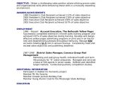 Objective Resume Sample Objective for Resume Example Edit Fill Sign Online